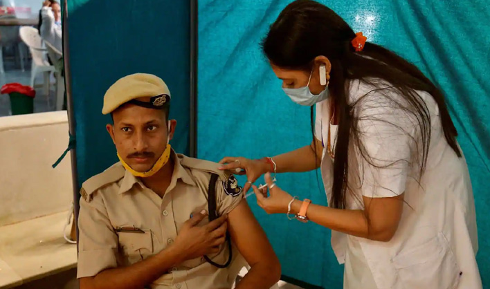 'India: Cumulative vaccination tally crosses 16.25 cr'